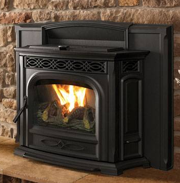 Accentra 52i Pellet Insert The Stove Place