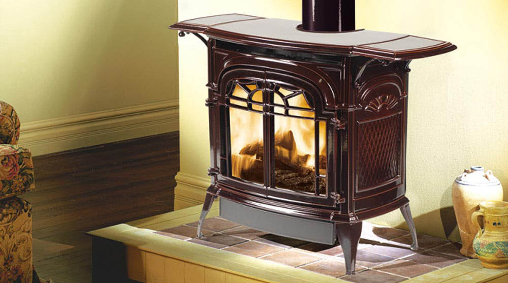 Stardance Direct Vent Gas Stove The Stove Place