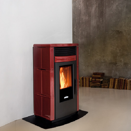 Ravelli Holly Pellet Stove The Stove Place