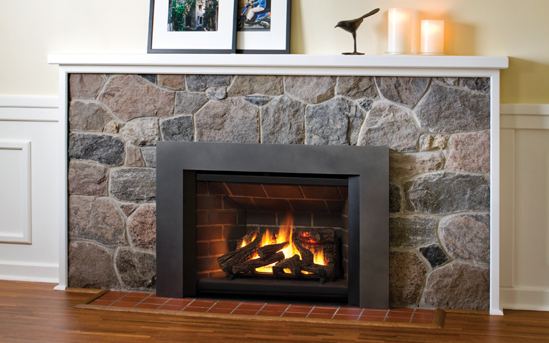 Valor Legend G4 Gas Insert The Stove Place