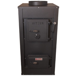 Hitzer Model 55 Furnace The Stove Place