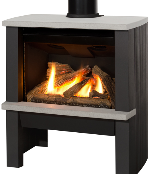 Valor Madrona Contemporary Gas Stove The Stove Place