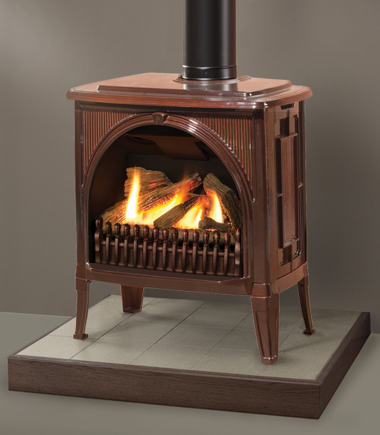Valor Madrona Traditional Gas Stove The Stove Place