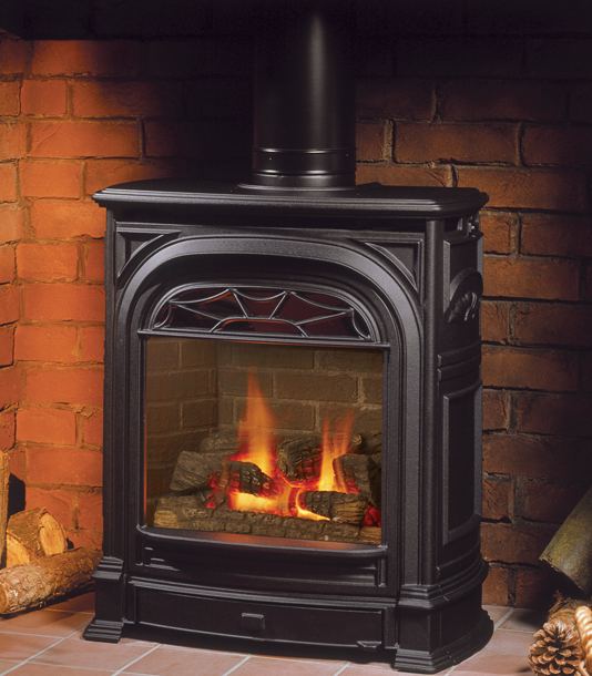 Valor President Free Standing Gas Stove The Stove Place