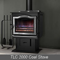 Harman Legacy Tlc 2000 Coal Stove The Stove Place