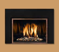 Mendota Fullview Modern Linear Gas Fireplace The Stove Place