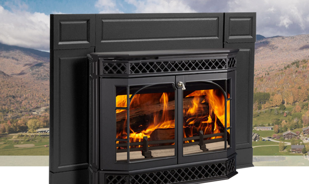Merrimack Non Catalytic Wood Burning Insert The Stove Place